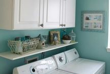 Home stuff...laundry / by Sara Slominski