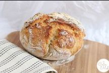 Food... Homemade Bread / Bread, bread, bread!   Nothing complicated, just quick, cheap and easy bread recipes.