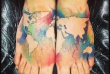 Tattoos / by Jami Moore