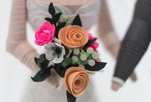 Wedding beauty & inspiration / A collection of gorgeous weddings, unique wedding details, and information for planning your wedding