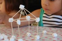 Easy art & activities for those long afternoons