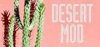 TREND | Desert Mod / Channel your inner Palm Springs.