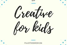 DIY: Creative for kids