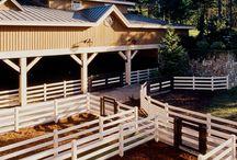 In my dream barn