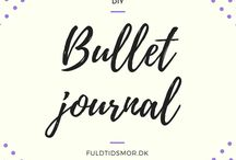 DIY: Bullet journal / BULLET JOURNAL | BUJO | INSPIRATION | BUJO IDEAS | HOW TO START BULLET JOURNALING  Get inspiration for your bullet journal here. The board is seperated in sections showing daily, weekly, monthly and yearly spreads, so you will be able to find the inspiration you are looking for. You will also find pretty layouts for list and trackers and ideas for your title pages, headers and handlettering.