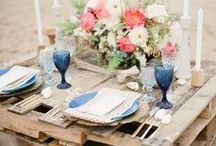 tabletop. / by Nicole || All Who Wander Events