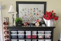 I love to organize / by Nik B.