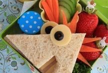 kids food / by Tracie Rankin