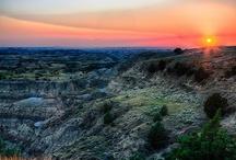 Scenic North Dakota / Awesome scenery around North Dakota