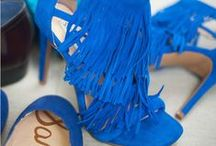 || True Blue || / by Town Shoes