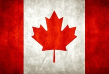 Canada our home & native land / Born and raised in Toronto LOVE CANADA!