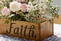 Faith & Inspiration / by Debra Lyons