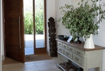 Home ::: Entryway / by Laurie Lebron