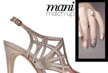 || Mani Match-up || / Nail your look with these pretty polish designs... / by Town Shoes