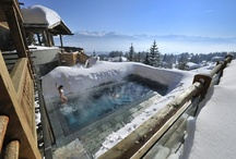 Ski-in, ski-out Hotels / No ski holiday is complete without mind-blowing accommodation to come back to after a hard day on the slopes. Here are our top pick for ski-in, ski-out hotels complete with unsurpassable après-ski clubs and spa facilities.