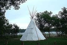 North Dakota Cabins,Tipis & Yurts / Fun lodging in North Dakota