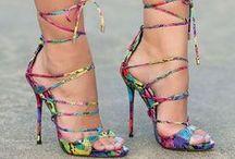 Mode. Talons aiguilles & co / Shoes. Only shoes. Beautiful.