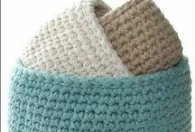 Crafts - knit & crochet / by Cheryl Key