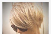 Hair Styles / by Nik B.