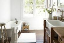 Bathing Beauty / Bathrooms, washrooms, and the like / by Danielle Jeanne