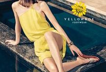 Lookbook Pre-2013 / Beautiful shots from Yellow Box lookbook and print advertising campaigns throughout the years