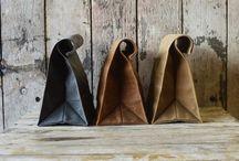 brown bag. / by Robert Dulaney III