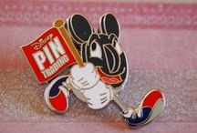Disney Pins / by Cheryl Riker