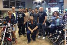 2014 Harley-Davidson Riding Academy Graduates / Harley-Davidson Riding Academy offered by Hal's Harley-Davidson / by Hal's Harley-Davidson