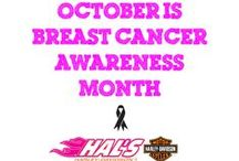 Pink Label Collection Fall 2014 / Think Pink! 3% of all Pink Label sales go to the fight against breast cancer.  / by Hal's Harley-Davidson