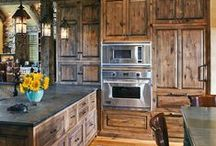 Rustic Kitchens / Rustic kitchens!