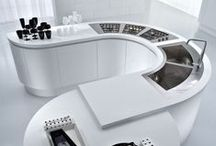 Innovative Kitchens / Sci-fi meets kitchens.
