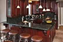 Kitchen Cabinets / Different Cabinet Styles & Colors