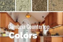 Countertop Colors & Styles