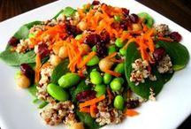 Cooking - Soup & Salads / Yummy salads / by Cheryl Key