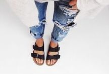 || Bohemian Footbeds || / sandals, shoes, fashion, summer  / by Town Shoes