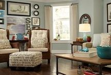 """My """"new"""" home / Decorating ideas for updating our home. / by Cheryl Key"""