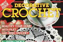 Decorative Crochet / by Cheryl Riker