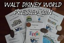 Disney Pressed Pennies / by Cheryl Riker