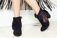 || Flirty Fringe || / by Town Shoes