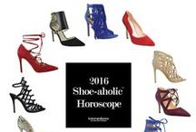 || Shoe-aholic™  Hororscope 2016|| / by Town Shoes