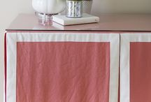 Skirted / table skirts galore!