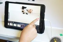 The Preschooler Tech / Technology for preschooler and young kids. / by Jamie Reimer