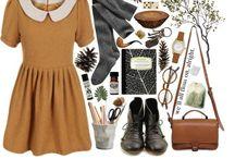 Wardrobe wishlist. / by Rachael J C