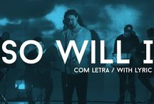 Music I love! | WhileIPonder.com / music + inspiration + worship + praise + encouragement + truth + peace // Join me >> http://whileiponder.com/