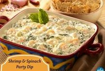 Gluten-Free Party Foods / I love a good party! I serve gluten-free party foods to everyone and these are recipes that are loved by all (GF or not).