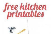 Make It ~ Printed / by Celebrate Gluten Free