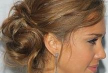 Bridal Hairstyles I Love: Updo's