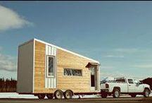 ⌂ T I N Y H O U S E / tiny houses, small living