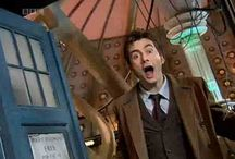 {Doctor Who And The Art Of Cinema} / by Breeanna Ragas