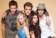 The Vampire Diaries / The Originals / All things Vampire Diaries and The Originals / by Whitney Jones